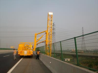 滁州服务好的桥梁检测车出租